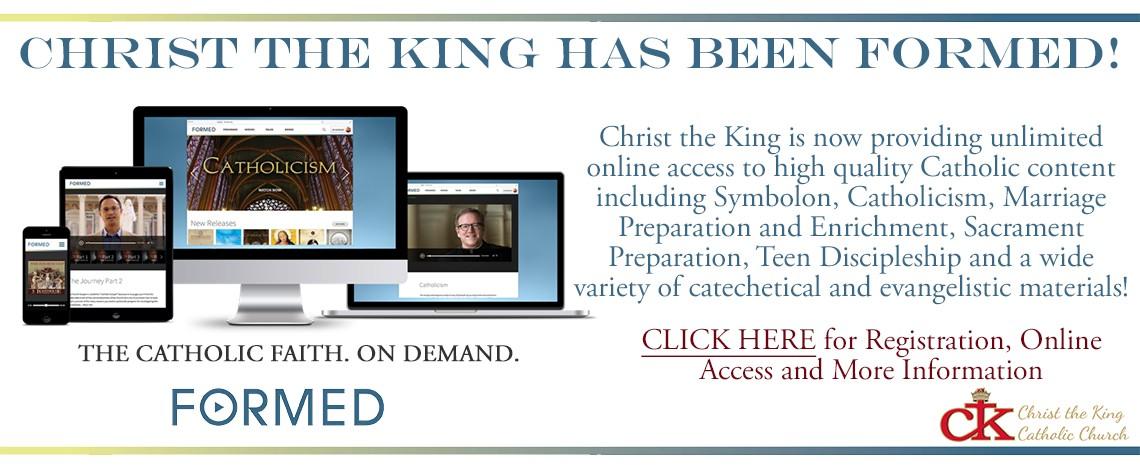Formed Online